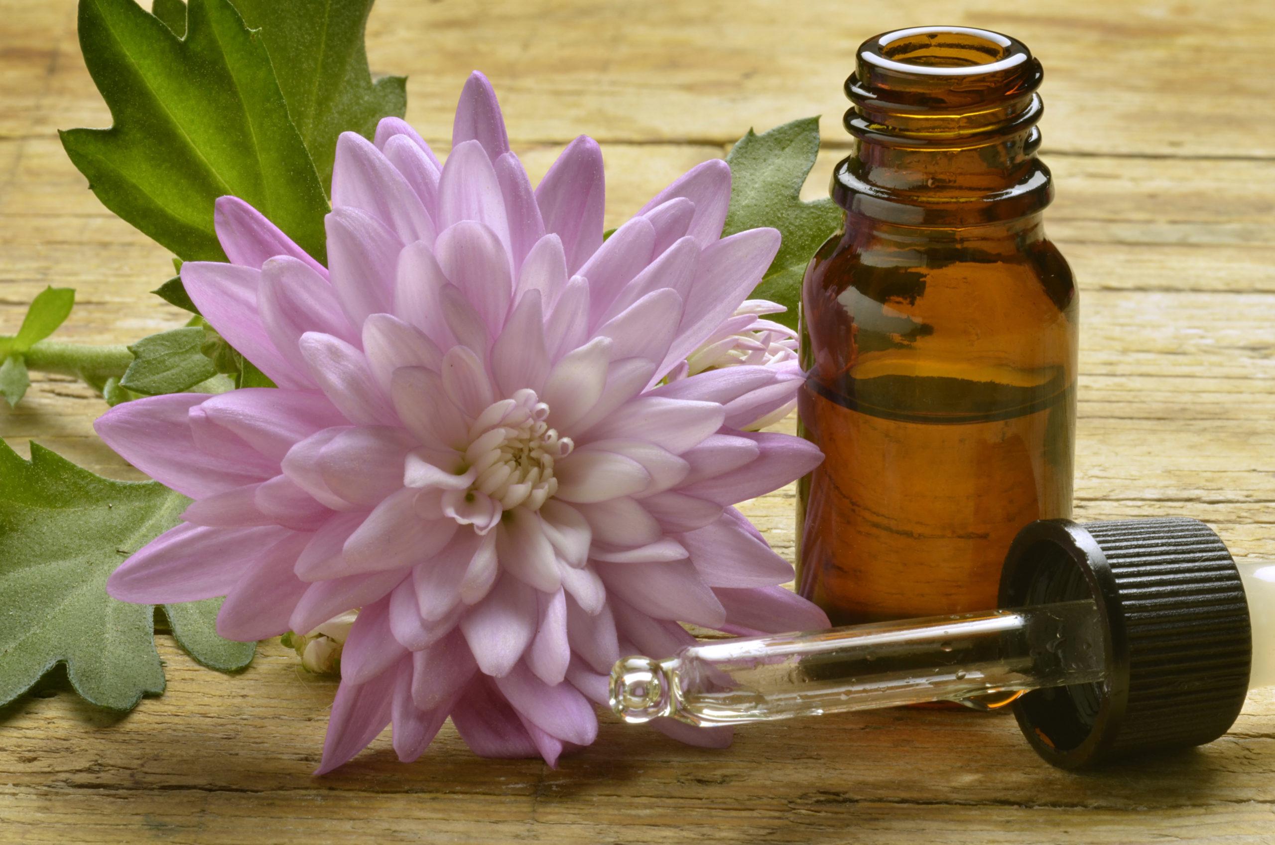 esencias florales de bach