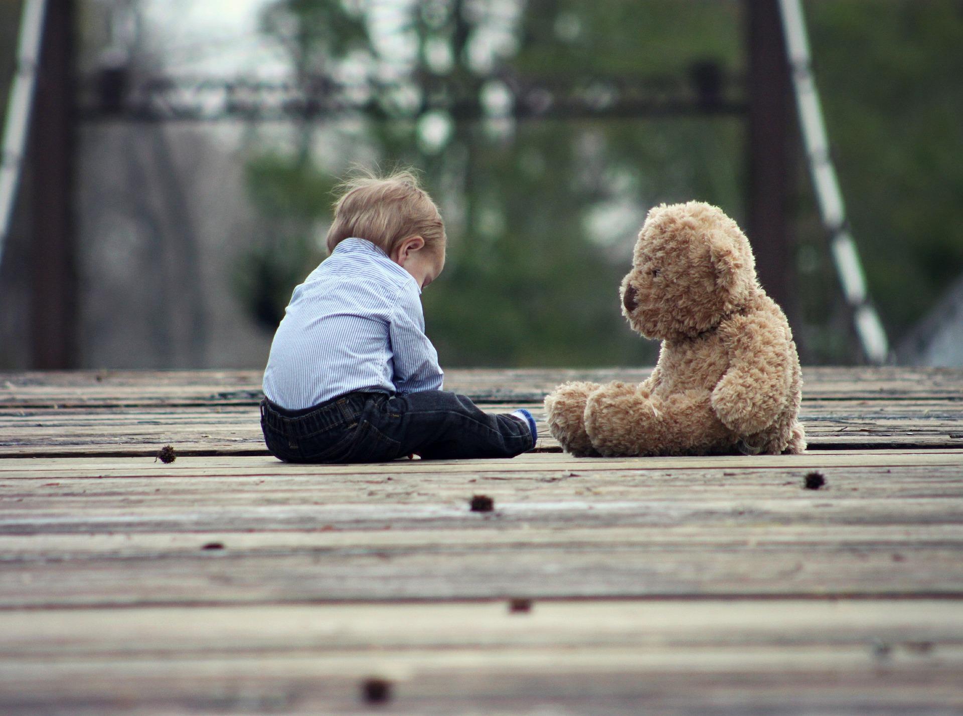 el trauma infantil