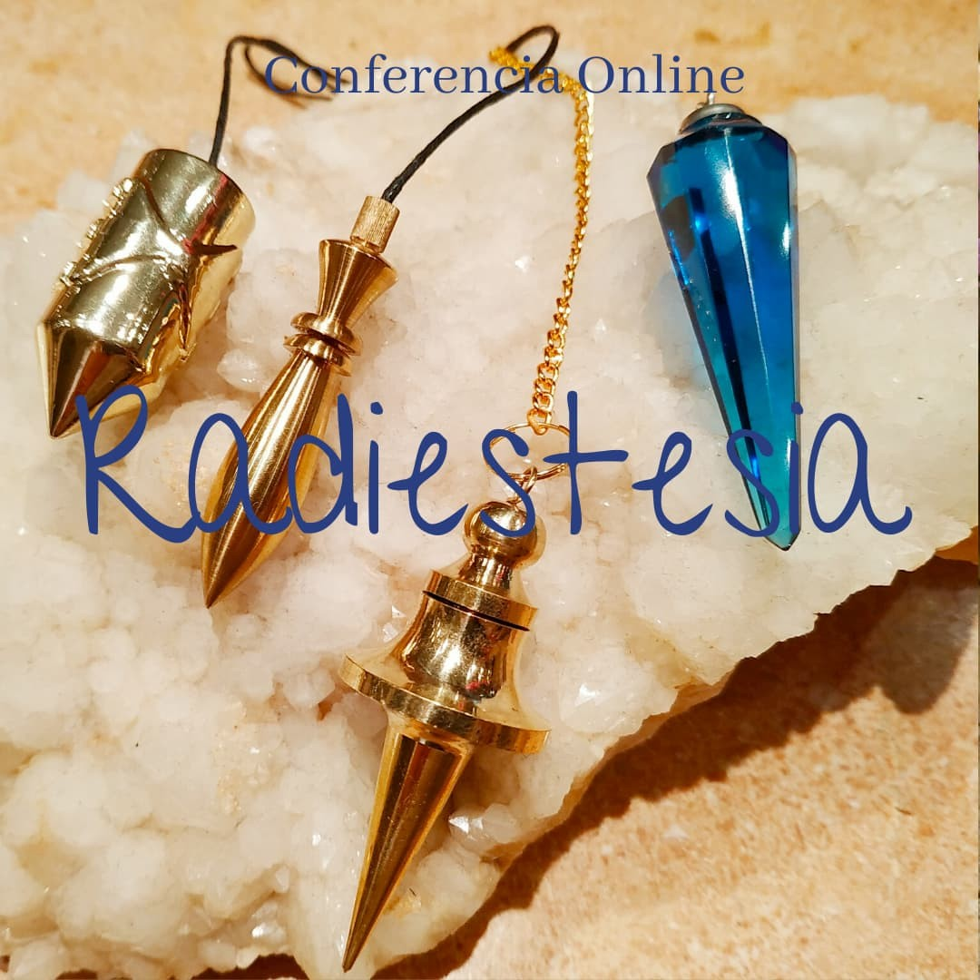 curso online péndulo radiestesia