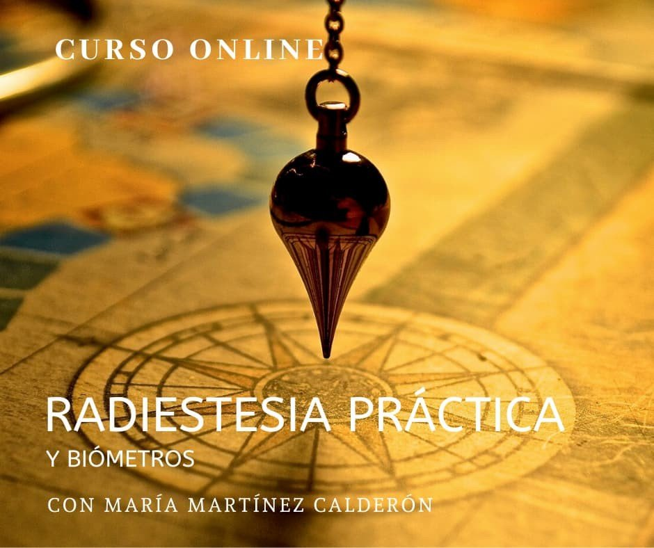 curso online pendulo radiestesia