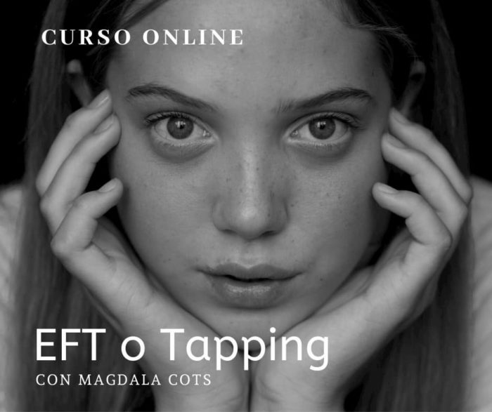 curso online de tapping