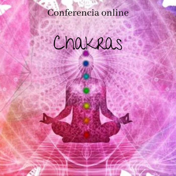 Conf online Chakras