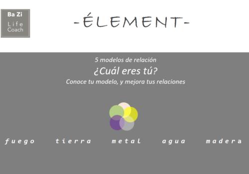 element - modelos de relacion