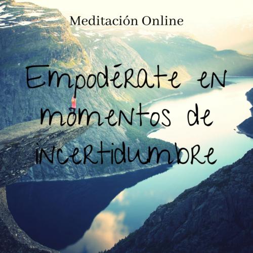 meditacion online