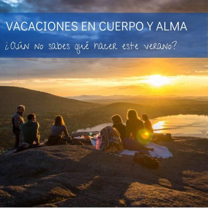 vacaciones conscientes